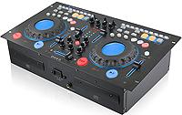Technical Pro DMX-B3 Dual CD and Mixer Combo
