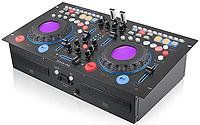 Technical Pro DMXP6 Dual CD and Mixer Combo