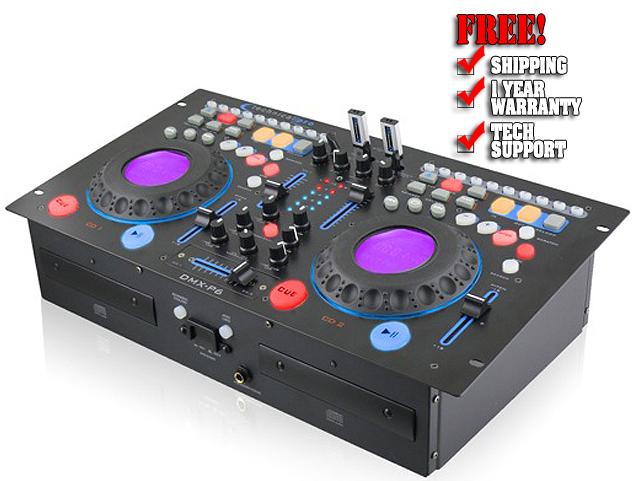 Technical Pro DMXP6
