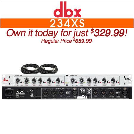 dbx 234XS