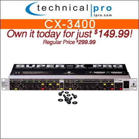 Super X Pro CX3400
