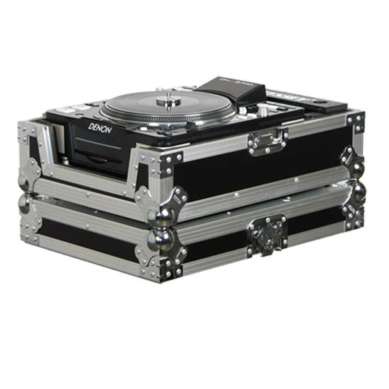 Denon DJ SC6000 Prime Player + Odyssey FZCDJ Case Bundle Prime