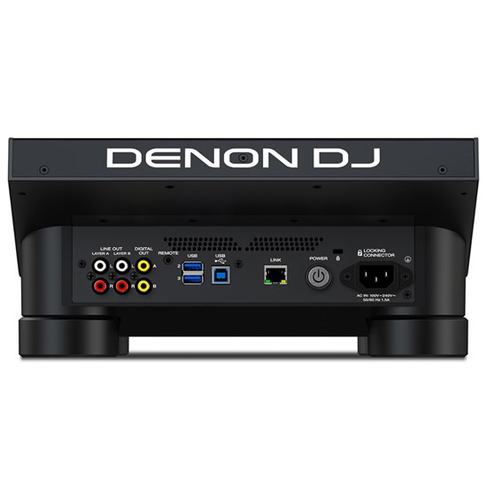 Denon DJ SC6000M 'PROtection' Bundle with Case and 2 Year Accidental Warranty