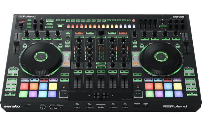DJ-808 Pack 1