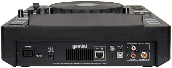 Gemini MDJ1000