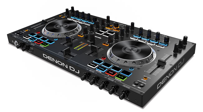 Denon MC4000 Warehouse Resealed