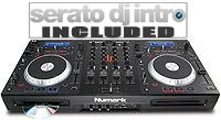 Numark MixDeck Quad Dual CD and Digital Deck Combo