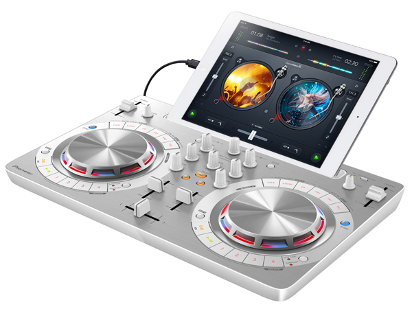 Pioneer DDJ-WeGO 3 White