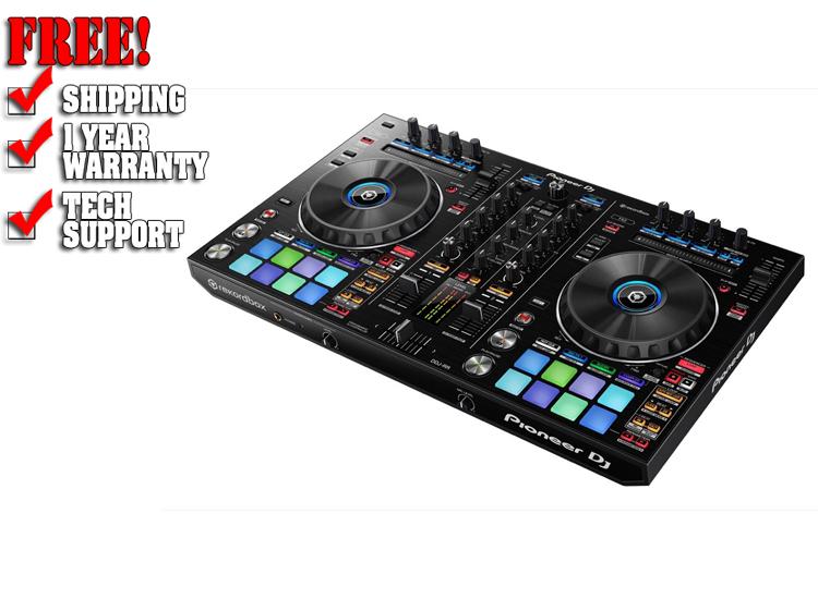 DDJ-RR DJ Controller