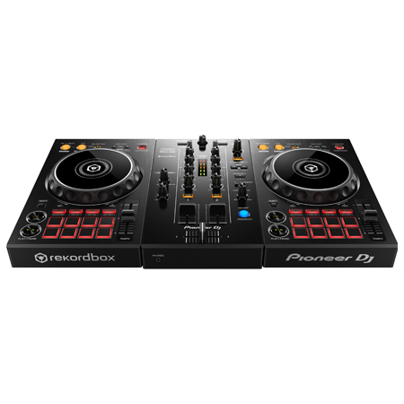 Pioneer DDJ-400 and QSC CP12 with Odyssey FRGSPIDDJSB Package