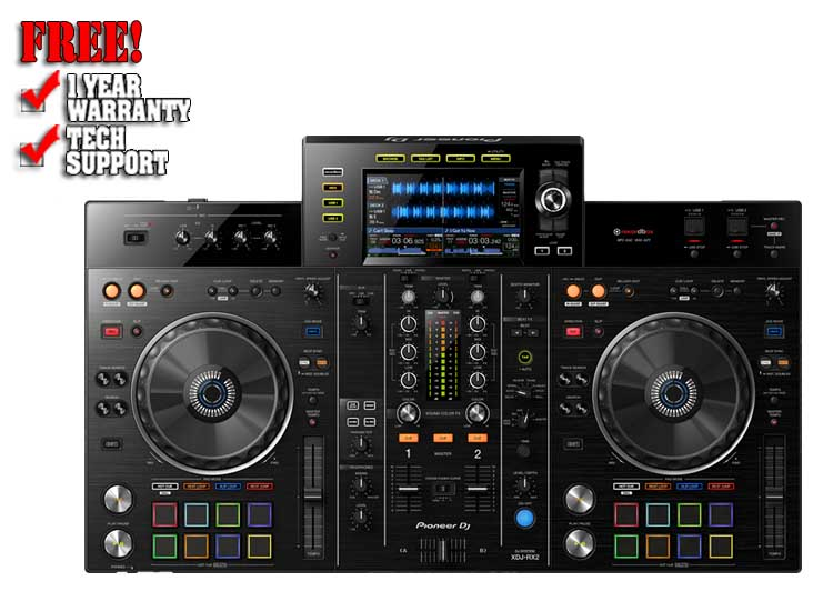 Pioneer DJ XDJ-RX2