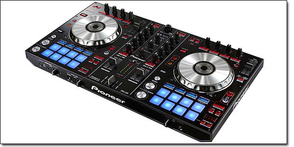 Pioneer DDJ-SR Digital DJ Controller