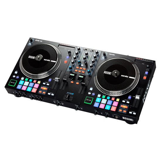 RANE ONE and Odyssey FZRANEONEBL Package