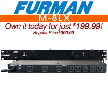Furman M-8Lx