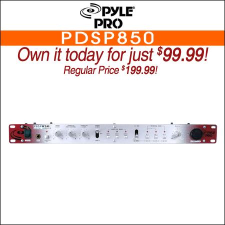 Pyle Pro PDSP850
