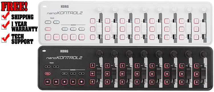 Korg NanoKONTROL2   DJ Tools   DJ Audio   DJ Equipment