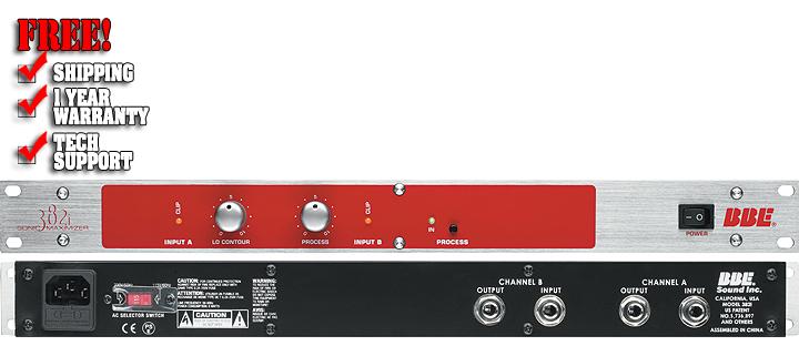 BBE 382i Sonic Maximizer