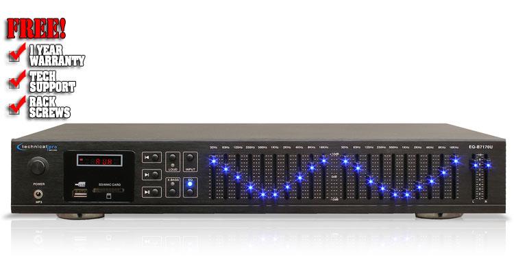 Technical Pro EQB7170U