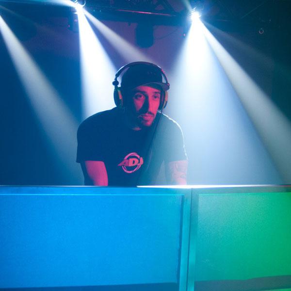 American DJ Event Facade TT