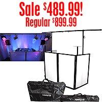 Novopro SDX V2 DJ Booth