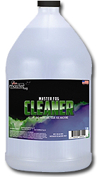 fog machine cleaning solution