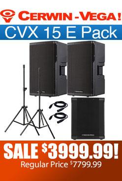 CVX 15 CVE 18