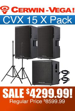 CVX 15 CVX 18
