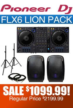 FLX 6 pack