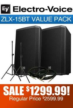 Electro Voice ZLX 15bt