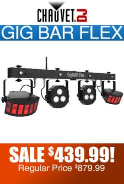 GigBAR Flex