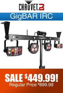 GigBAR IRC