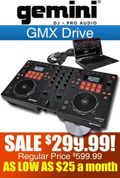 GMX DRIVE