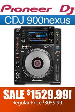 CDJ 900