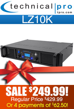 Technical Pro LZ10K