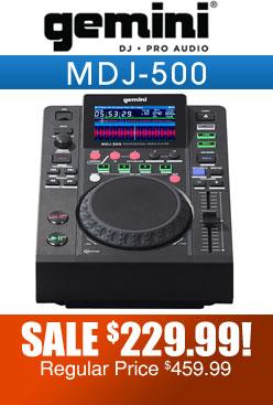 MDJ 500