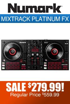 Numark Platinum FX