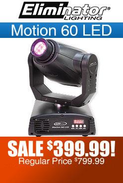 Motion 60 LED