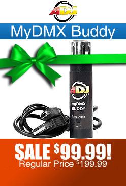 ADJ myDMX Buddy
