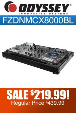Odyssey FZDNMCX8000BL