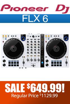 Pioneer FLX 6