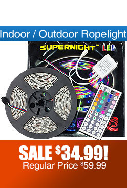 Indoor Outdoor Ropelight