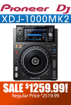 XDJ 1000MK2