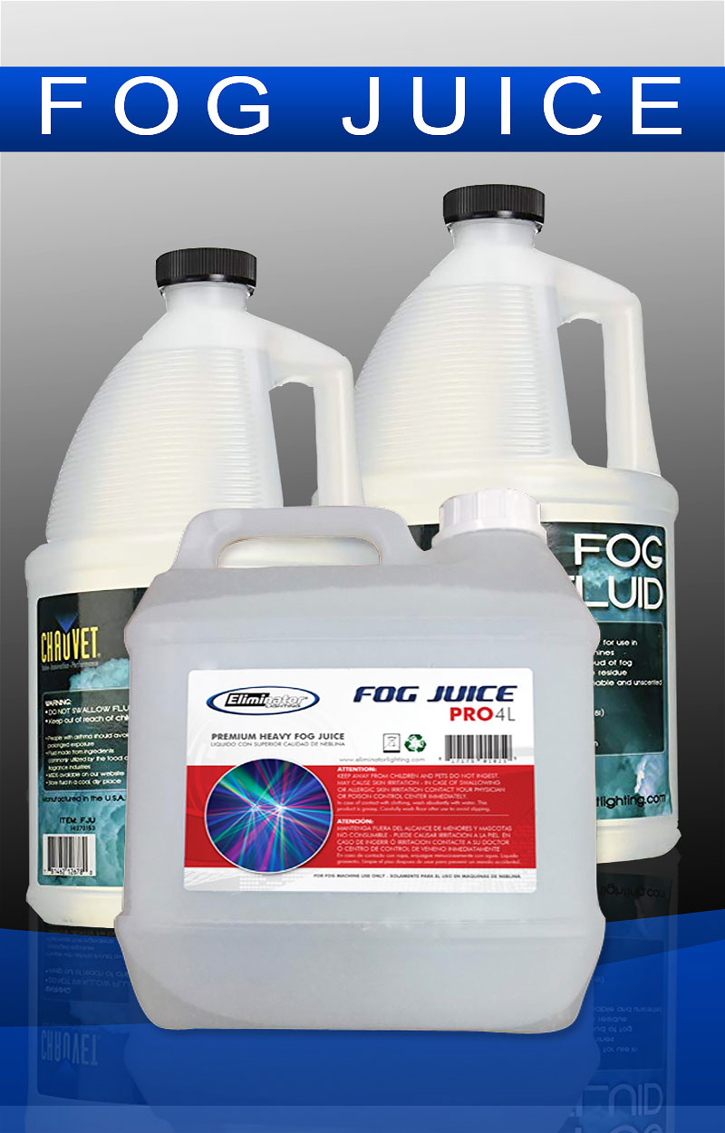 Fog juice