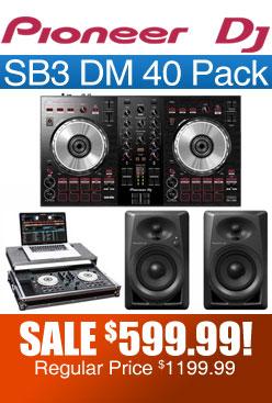 Sb3 Dm 40 Pack