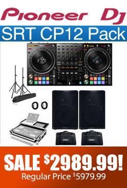 SRT CP12 Pack