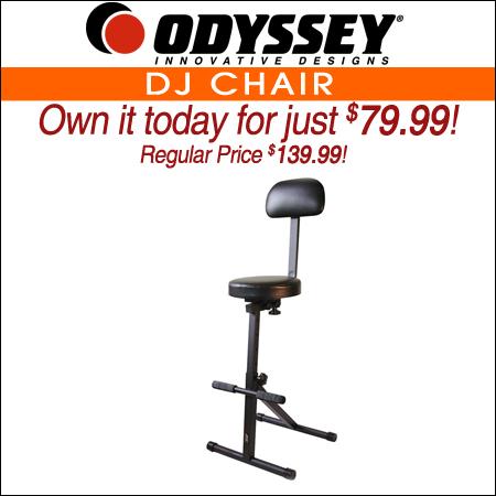 Odyssey DJ Chair