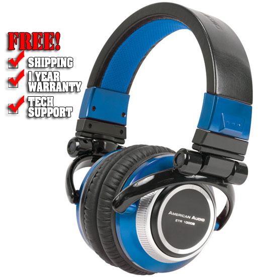 American Audio ETR-1000B