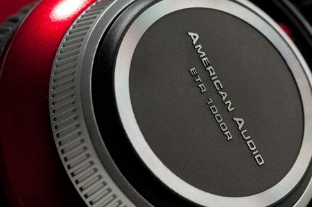 American Audio ETR-1000R