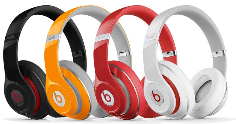 Beats by Dre New Studio Headphone Series