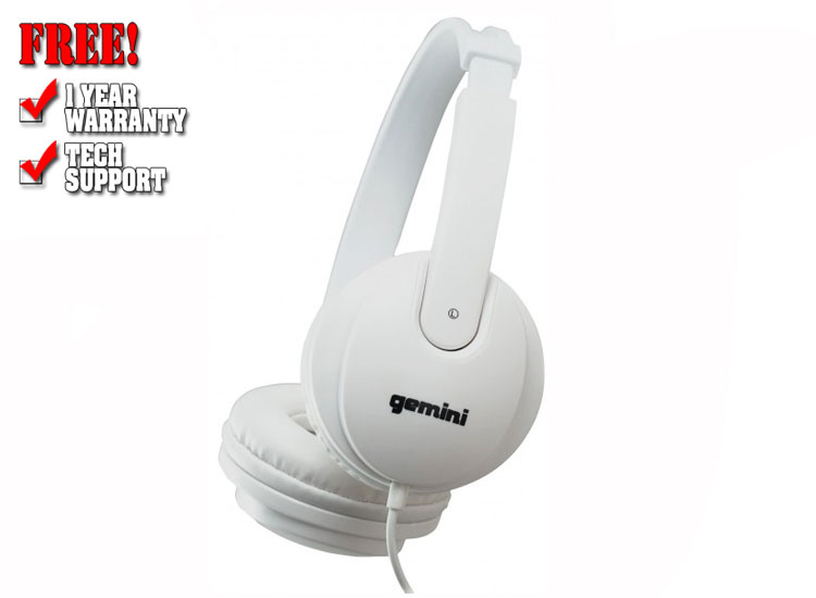 Gemini DJX 200 White